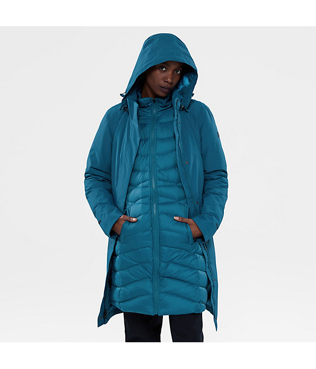 Damen Suzanne Triclimate® Jacke | The North Face