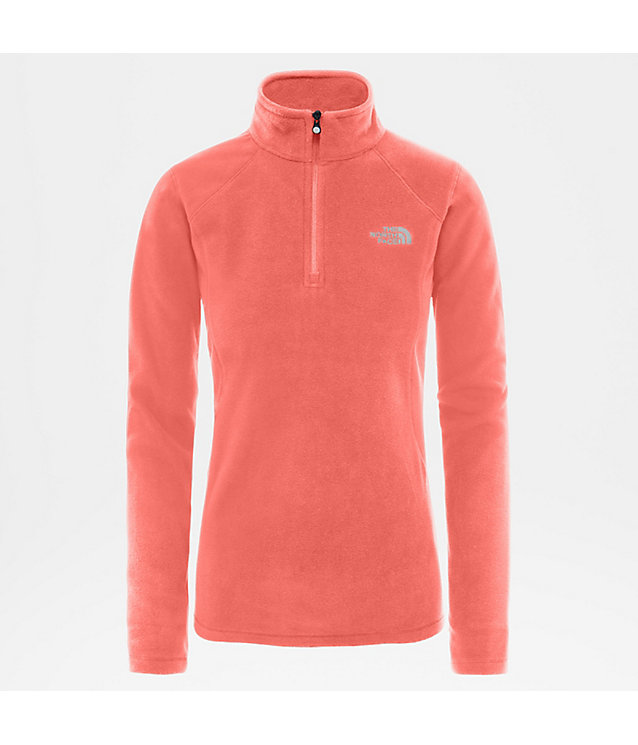 Women's Emilia Quarter Zip Fleece | The North Face