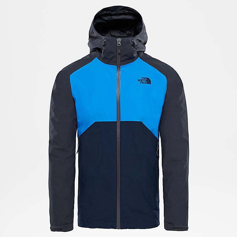 Men's Stratos Hooded Jacket-