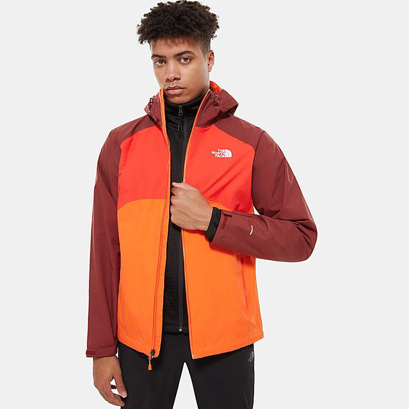 Men's Stratos Hooded Jacket-