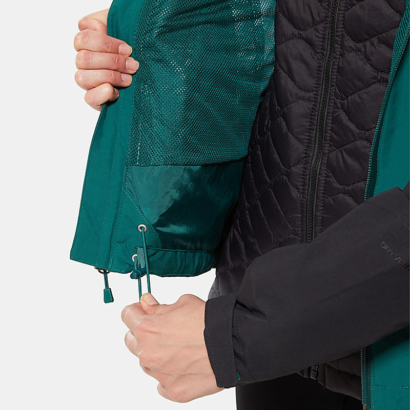 Stratos-jas voor dames-