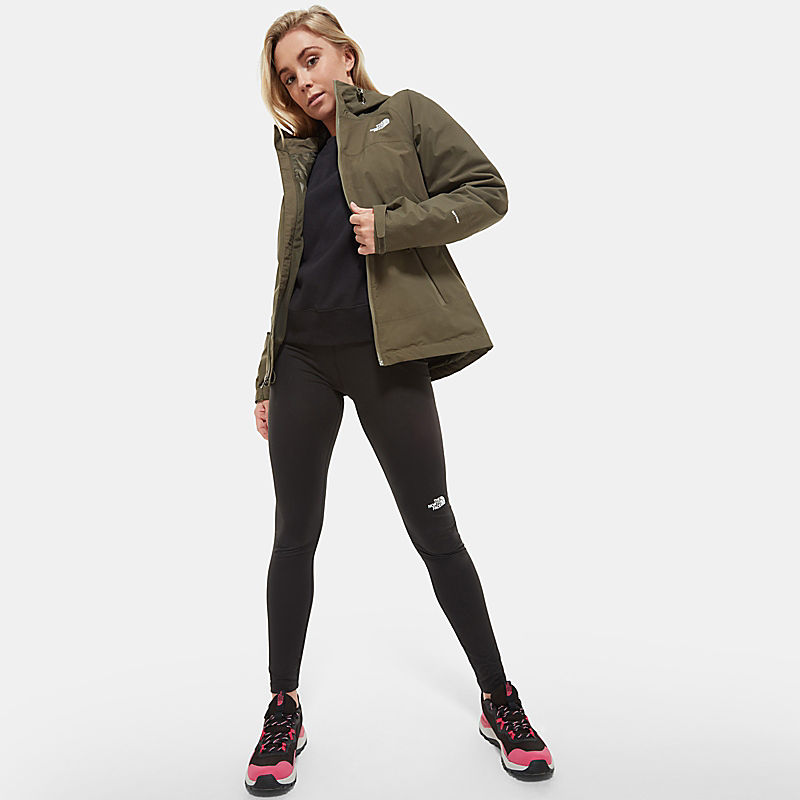 Women's Stratos Hooded Jacket-