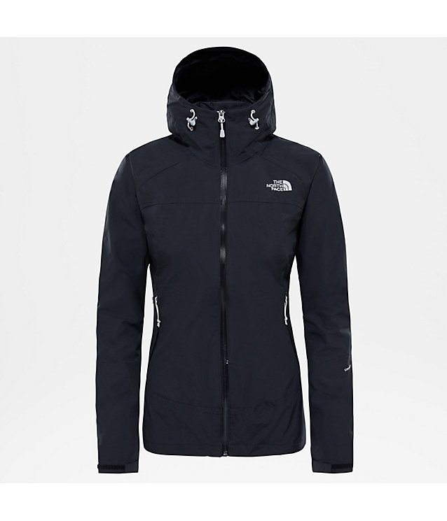 Damen Stratos Kapuzenjacke | The North Face
