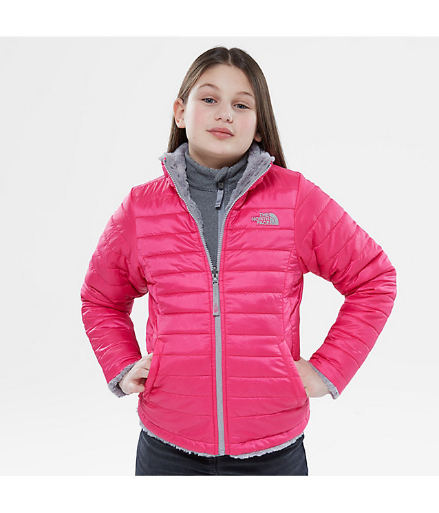 Girl's Reversible Mossbud Swirl Jacket | The North Face