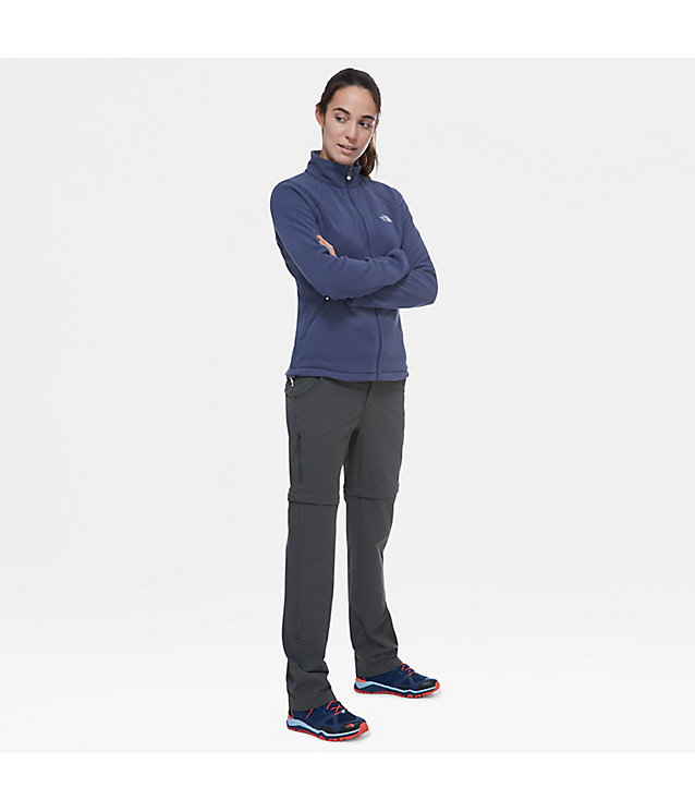 Damen Exploration Wandelbare Hose | The North Face