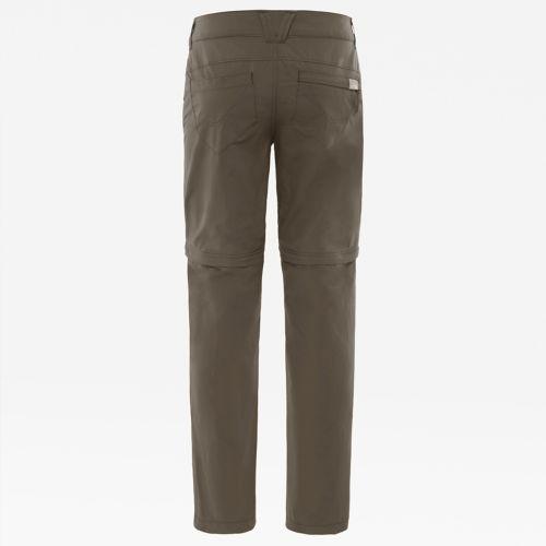 Women's Exploration Convertible Trousers-