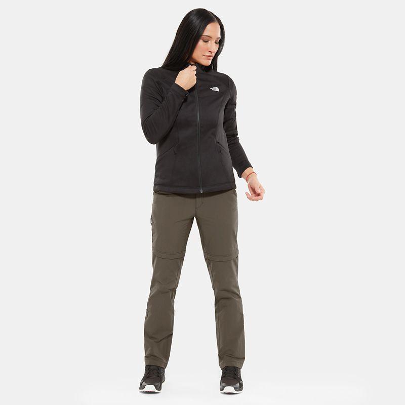 Pantalon convertible Exploration pour femme-
