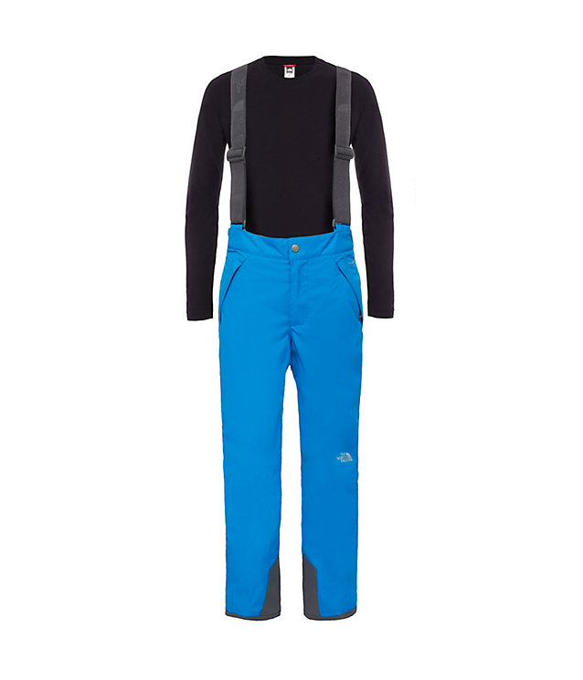 Boys' Snowquest Suspender Trousers | The North Face