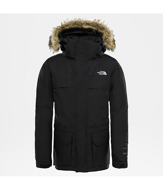 PARKA IN PIUMINO BAMBINO MCMURDO | The North Face