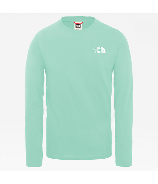 Men's Long-Sleeve New Peak T-Shirt | The North Face